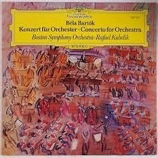 バルトーク 管弦楽のための協奏曲 クーベリック/ボストン響(1973年)