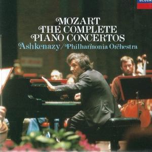 モーツァルト ピアノ協奏曲第26番K537「戴冠式」、第27番K595 アシュケナージ/フィルハーモニア管(1980、82年)