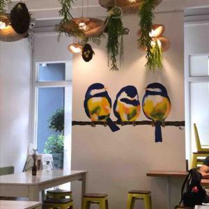 カフェwith 夫 Earlybird cafe