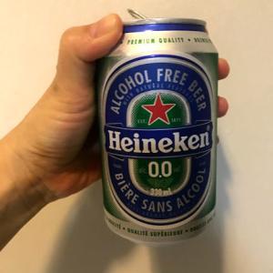 最近ハマってるノンアルビール