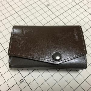 abrAsus「小さい財布」買ってみた&2週間使用プチレビュー