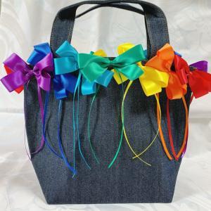 DoubleRainbow Tote Bag 〜ダブルレインボーのトートバッグ〜