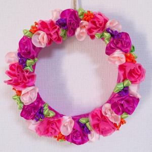 Flower Wreath 〜フラワー リース〜