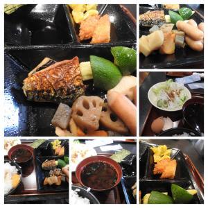 行田天然温泉HANAホテル行田/朝食バイキング