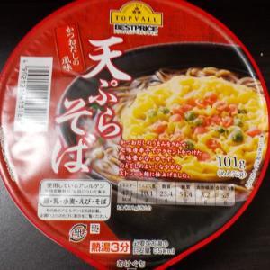 トップバリュベストプライス(明星)/天ぷらそば/88円+税