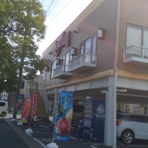 ジョイフル⑭/西二見駅前店/ハンバーグプレートドリンクバー付き/658円