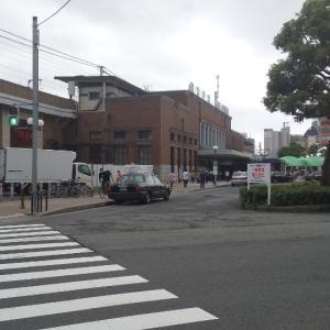 神戸駅/JR西日本/JR神戸線/神戸市中央区/2020年7月(7月10日)