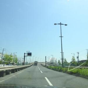 夢洲/大阪市此花区/2019年5月(5月4日)