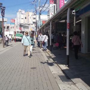 垂水センター街/兵庫県神戸市垂水区/2020年10月(10月16日)