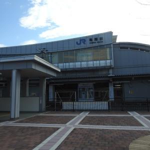 亀岡駅③(JR西日本・嵯峨野線=山陰線)/京都府亀岡市/2020年12月(12月27日)