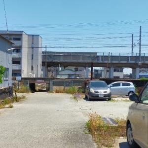 山陽電鉄・新野辺架道橋/兵庫県加古川市/2021年6月(6月10日)