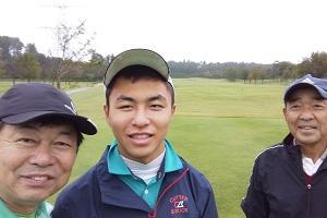 ニッソーの代かわりの千葉市民ゴルフ場のラウンド!