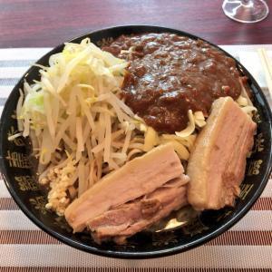 K Diner チャーシューカレーラーメン300g [伊東市]
