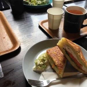 【広尾】沢村ベーカリーでゆったりとした朝食