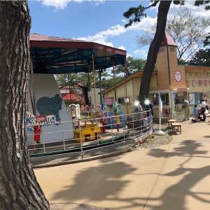 【親子二人旅・函館④】函館公園こどものくに/摩周丸/函館山ロープウェイ