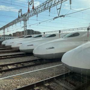 【2020 九州旅行⑥】博多総合車両所と、安定の「博多名代 吉塚うなぎ屋」