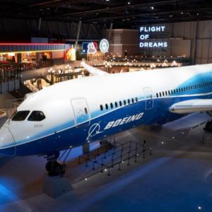 飛行機好き必見!ボーイングFLIGHT OF DREAMS@セントレア