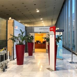 深夜便にお勧めなシャルルドゴール空港の到着ラウンジ(Arrival Lounge)乗継や早朝到着の人向けのラウンジ。