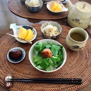 NHK朝ドラ「スカーレット」きみちゃんのお茶漬け作ってみました。