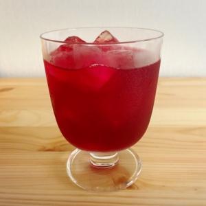 インスタ映え間違いなし!我が家の紫蘇ジュースはアガベシロップ使用で身体にも優しい♡
