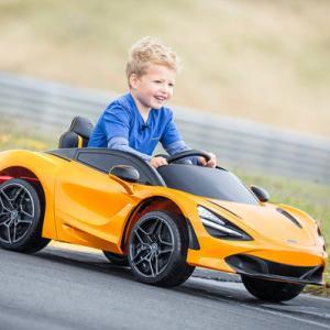 次世代のスーパーカーファンへ──キッズドライバーのためのマクラーレン720Sがデビュー  Mclaren
