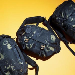 よりスマートに、よりクールに。クロームの新作バッグ。