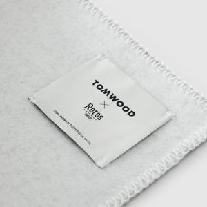 トムウッドが初のブランケットコレクションを発売|TOMWOOD