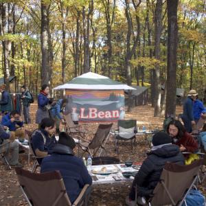 L.L. Beanと過ごして感じた、肩肘張らない自然との向き合い方。