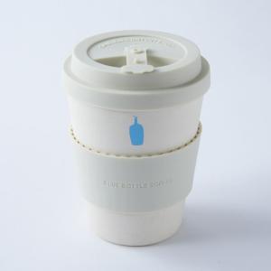 自然へ還るリユーザブルカップがブルーボトルから。そろそろ脱・紙カップ。