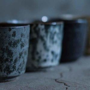 陶磁器デザイナーのセルフメイドブランドから実験精神にあふれた新作が登場 REDUCTION FACTORY
