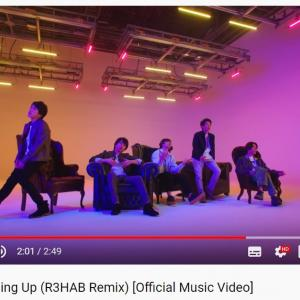 ダンサーとクールに歌う嵐が対照的 世界的DJ・R3HABコラボの「Turning Up (R3HAB Remix)」MV公開