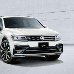 極上のリスニング体験ができるフォルクスワーゲン ティグアンの特別仕様車 Volkswagen