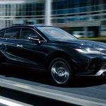 フルモデルチェンジしたトヨタの都市型SUV「ハリヤー」が発売|TOYOTA