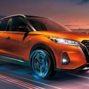日産、e-POWER搭載の全く新しいコンパクトSUV「キックス」を発表 Nissan