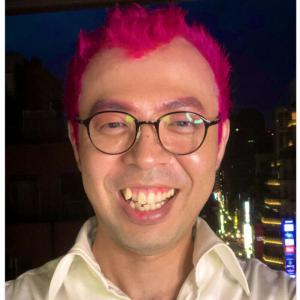 美容院で「EXIT兼近みたいにしてください」と注文したら…… ジョイマン高木さんの華麗なる変身が話題に