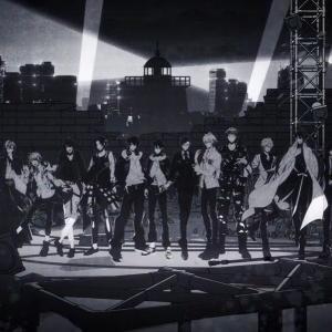 『ヒプノシスマイク』ゲーム描き下ろしイラスト使用 4ディビジョン12人歌唱OP曲フルMV公開