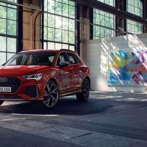 400psの新型アウディRS Q3/RS Q3スポーツバック登場 |Audi