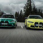 BMW、Mハイパフォーマンスモデルの「M3」「M4」を発売|BMW