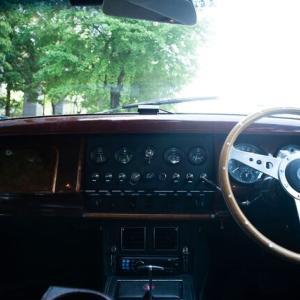 あなたの車見せてください リターンズ 第1回 塩津圭介 × ジャガーMK2