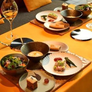 ヴーヴ・クリコとフレンチのマリアージュを、京都のエクスクルーシブなホテルで堪能|VEUVE CLICQUOT