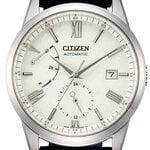 銀箔漆文字板の機械式時計『シチズンコレクション』メカニカル|CITIZEN