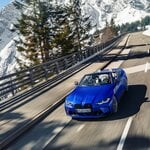 サーキットがメインステージのM4にカブリオレモデルが誕生 BMW