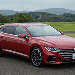 単なる実用本位のワゴンではない──フォルクスワーゲン、アルテオン シューティングブレークに試乗|Volkswagen