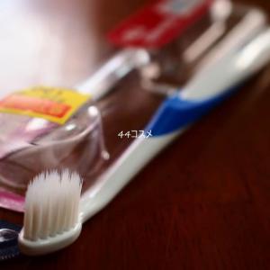 歯磨きに【シュミテクト やさしく歯周ケアハブラシ ふつう】使い倒した