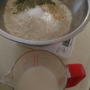 天然酵母でパンづくり