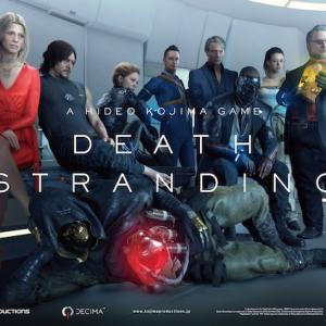 PS4「DEATH STRANDING」…クリア後
