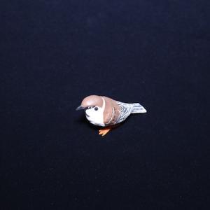 雀と文鳥 1
