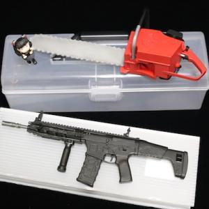 チェーンソーと20式5.56mm小銃とYUIMETAL