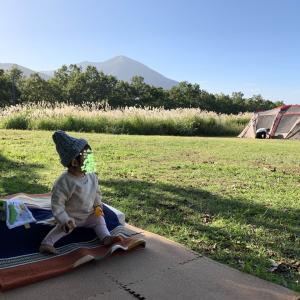 【子連れキャンプ】九重☆泉水キャンプ場♪11ヵ月べビ連れキャンプ