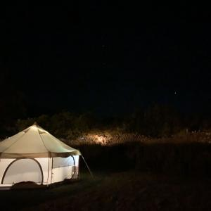 【子連れキャンプ】2週間ぶりの九重☆泉水キャンプ村!2泊3日!秋晴れ~~